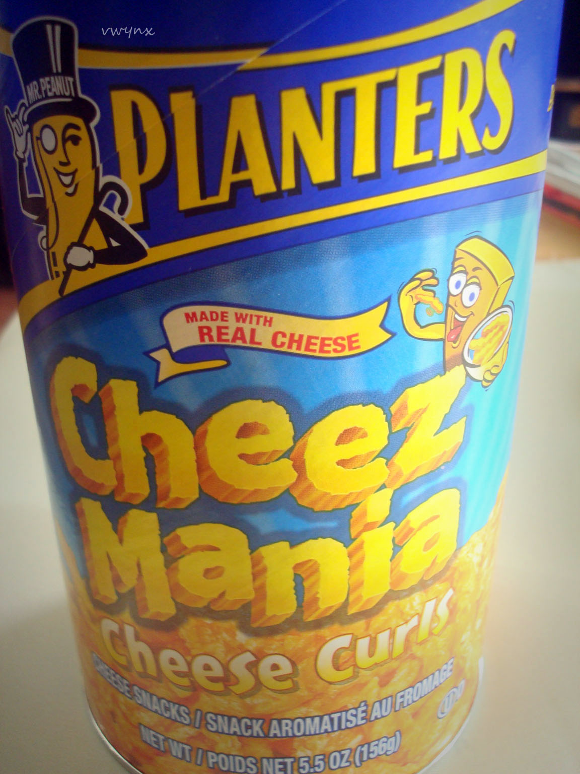 I love Planters ♥ - Cheese Curls Fragments Of Sab'sconscious